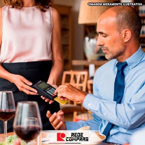 Empresa de processamento de cartão de crédito