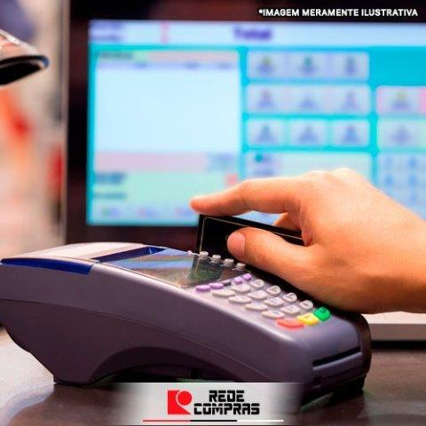 Mercado de processamento de cartões