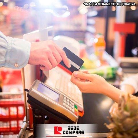 Serviço de processadora de cartões